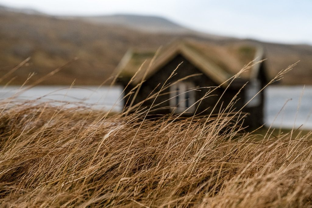 Nice cottage in Skopun (Faroe Islands)